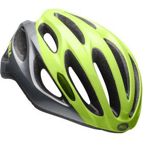 Bell Draft Pyöräilykypärä , harmaa/vihreä